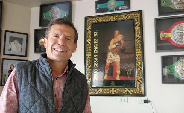 La leyenda Julio César Chávez augura un gran año para el boxeo