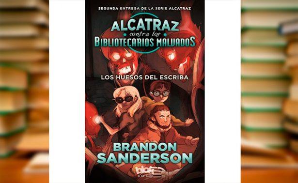 """Literatura: """"Alcatraz contra los bibliotecarios malvados"""""""