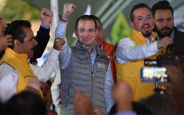 Juan Zepeda le ofrece a Anaya 3 millones de votos en el Edomex