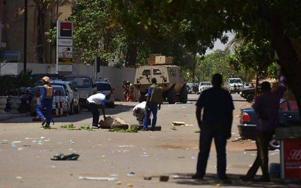 Ataque contra embajada de Francia en Burkina Faso deja al menos 28 muertos