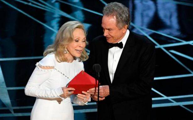 Tras el error pasado, Beatty y Dunaway volverán a presentar el Oscar a la mejor película