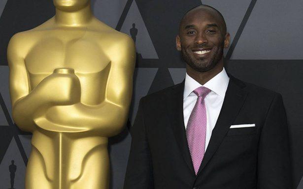 El basquetbolista Kobe Bryant nominado al Oscar 2018
