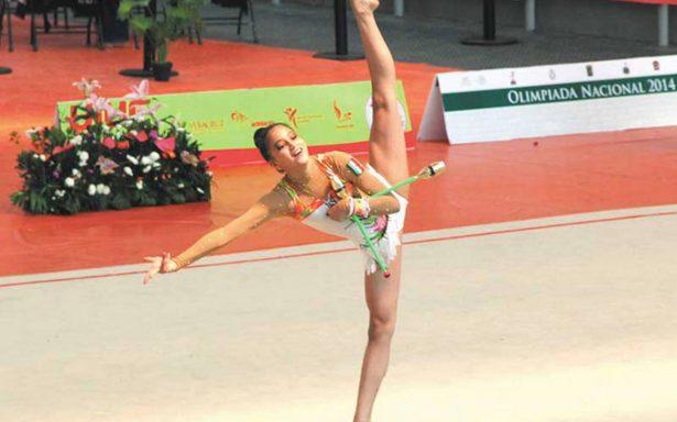 Las gimnastas Marina Malpica y Rut Castillo superaron expectativas en su gira por Rusia