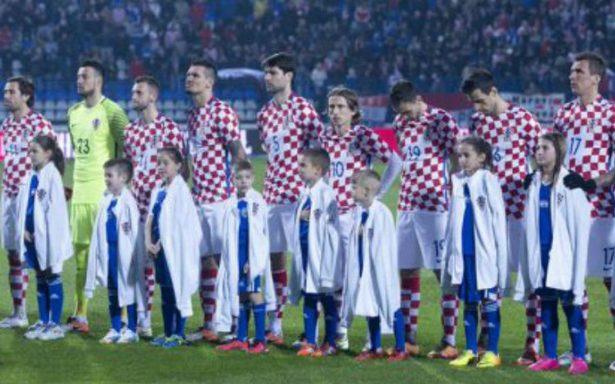¡Equipazo! Croacia enfrentará a México con cuadro de lujo