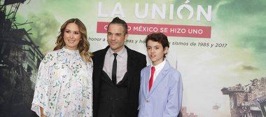 Kuno Becker promueve iniciativa para héroes y víctimas de los sismos