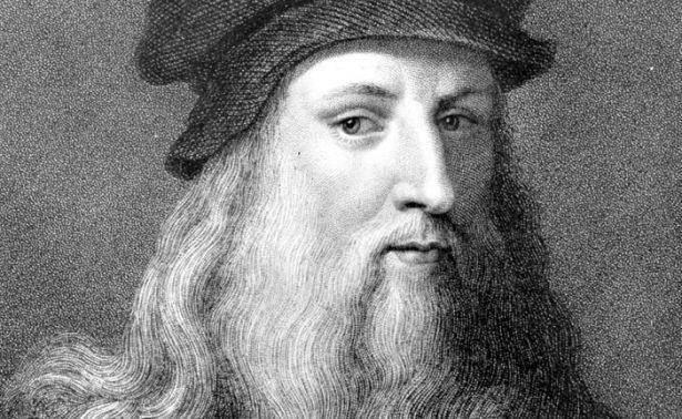 Casa de subastas francesa halla un dibujo de Da Vinci