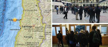 #Video Sismo en costas de Chile fue de 6,9 grados, confirma sismológico