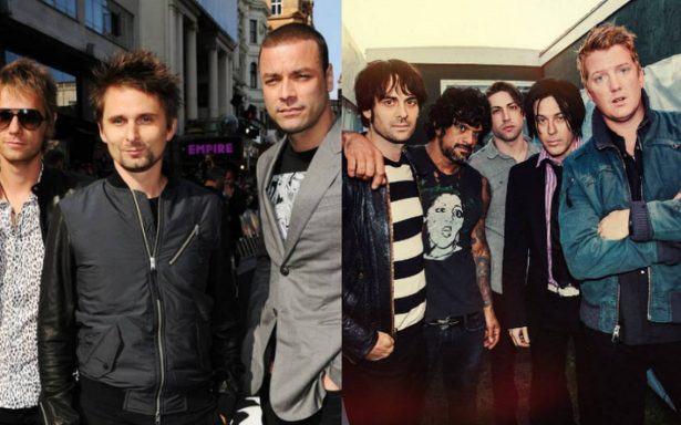 Muse, Queens of The Stone Age y más… en el cartel del Festival Pa'l Norte