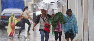 Se prevé sábado lluvioso en la mayor parte del país