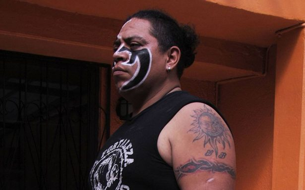 Drako más de 17 años dedicado a la lucha libre