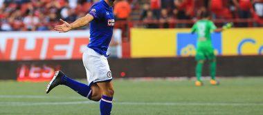 Cruz Azul inicia con triunfo el Apertura 2017; vence 2-0 a Xolos