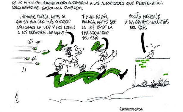 Huachicoleada