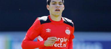 PSV presenta a Hirving Lozano como su nuevo refuerzo