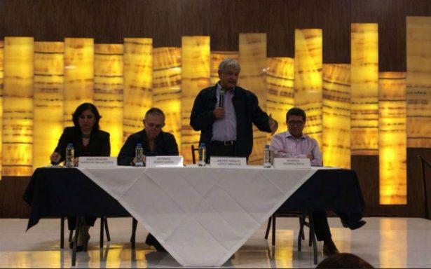 Si AMLO gana, la SFP será trasladada a Querétaro