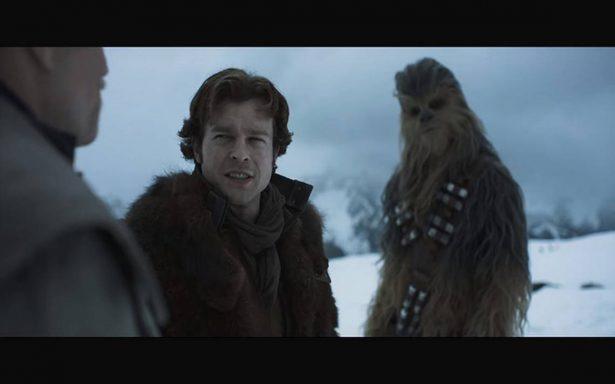 Star Wars conquista nuevas generaciones con avance de 'Solo'