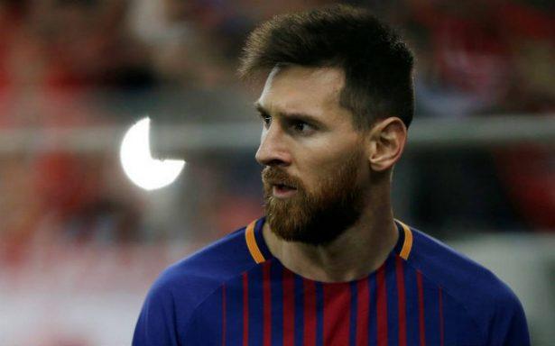 Lionel Messi está de luto por el fallecimiento de su abuelo