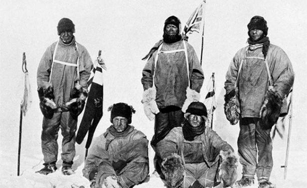 Google celebra el aniversario de la primera expedición al Polo Sur
