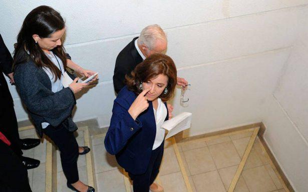 Margarita Zavala renuncia a candidatura presidencial