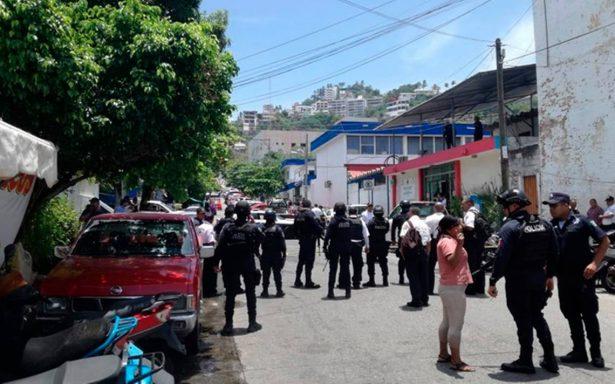 Ataque a instalaciones de Fiscalía Regional de Acapulco deja un muerto