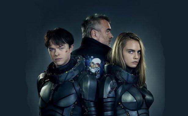 Luc Besson presentará en México su nuevo filme  Valerian