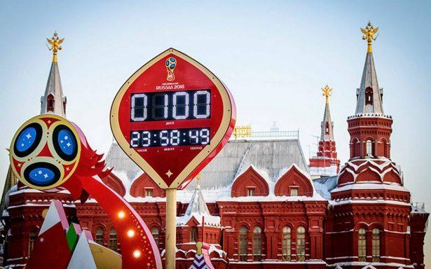 En marcha cuenta regresiva rumbo a Rusia 2018