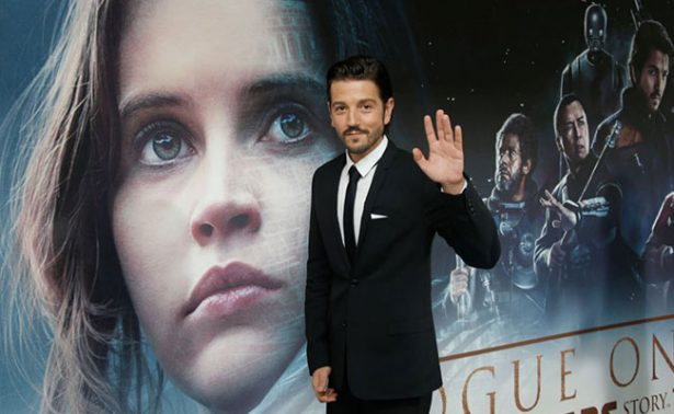 Star Wars me conecta con mi infancia: Diego Luna