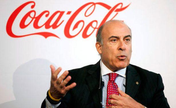 Grupo Coca-Cola anuncia relevo en la cabeza de la empresa refresquera
