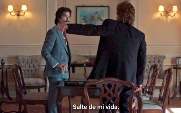 """José Riaz revela los secretos de Luisito Rey en """"Luis Miguel: la serie"""""""