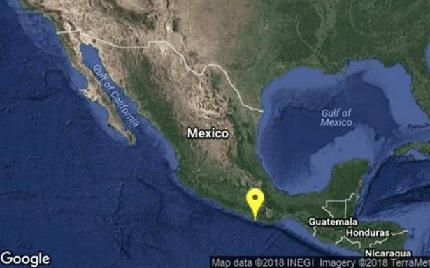 Oaxaca y Morelos amanecen con leves sismos