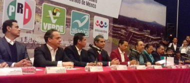 Será ejemplar campaña para gobernador del Edomex: Ochoa Reza