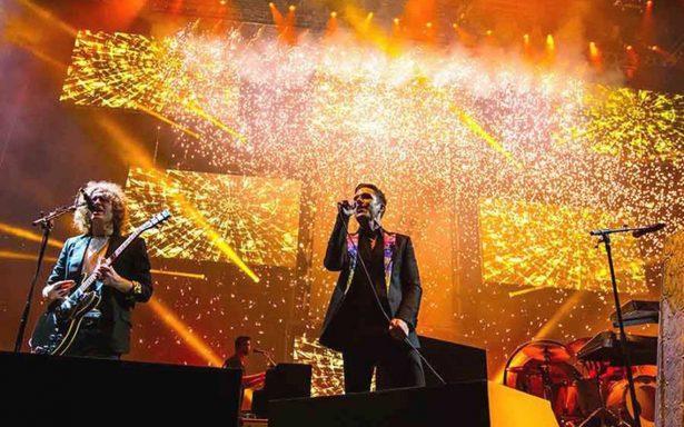 The Killers enciende una vez más el Foro Sol