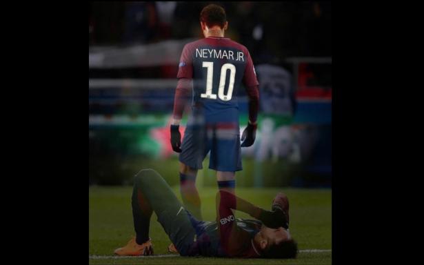 Neymar confirma que permanecerá en el PSG
