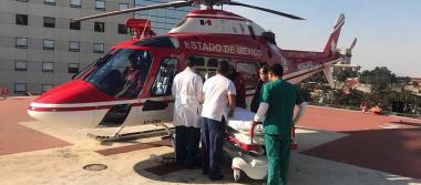 Rescatan a noruego que cayó de parapente en Valle de Bravo