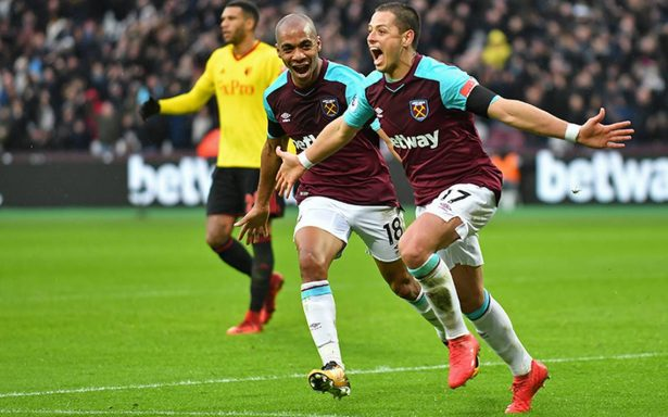 ¡Chicharito despertó! vuelve a marcar en la Premier League