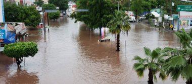 Sinaloa bajo el agua: estos videos revelan la emergencia por intensas lluvias