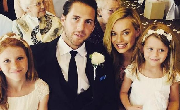 ¡Margot Robbie se casa en secreto con el director Tom Ackerley!
