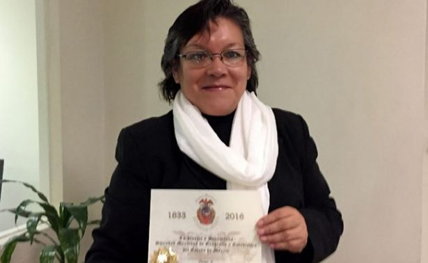 Galardonan a periodista de El Sol de Toluca