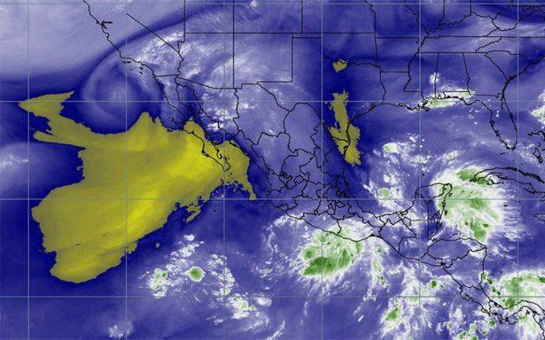 Bud se degrada a depresión tropical sobre el Mar de Cortés