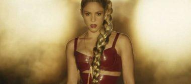 """Video de """"Perro fiel"""" de Shakira arrasa en reproducciones en la red"""