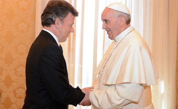 Papa Francisco recibirá en audiencia privada al presidente de Colombia