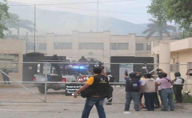 Ni un paso atrás en recuperar penales de Tamaulipas