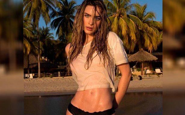 Belinda roba suspiros: ¡posa en topless para una revista!