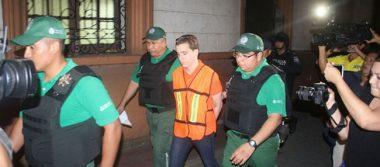 """El """"Porky"""" Diego Cruz rinde su primera declaración ante juez"""