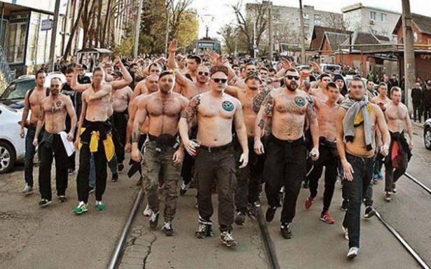 Los ultras rusos , el regreso de ¿los nuevos hooligans?