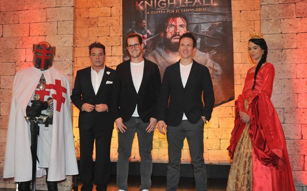 Se estrenará la serie Knightfall: La guerra por el santo grial a través de History