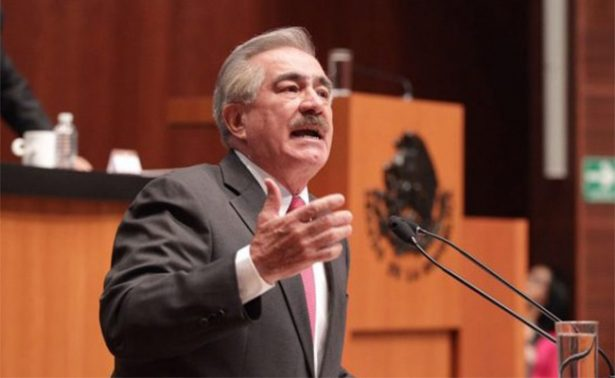 México reclama territorio que no ha sido cedido por Estados Unidos