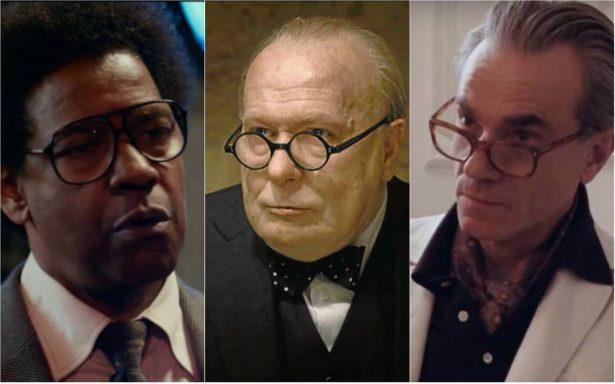 Ellos son los nominados al Oscar como Mejor Actor Protagónico