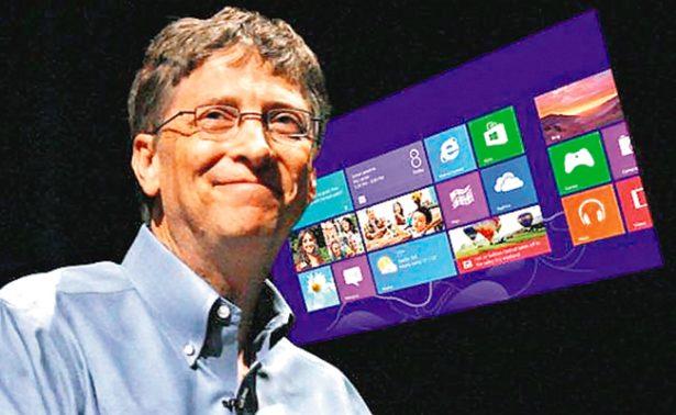 Bill Gates insta a Trump a inspirar a la gente como hizo J.F. Kennedy