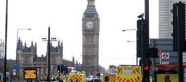 Londres mantendrá máximo nivel de amenaza mientras se investigue atentado