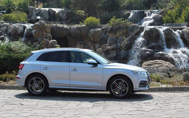 Audi SQ5 te dejará sin aliento